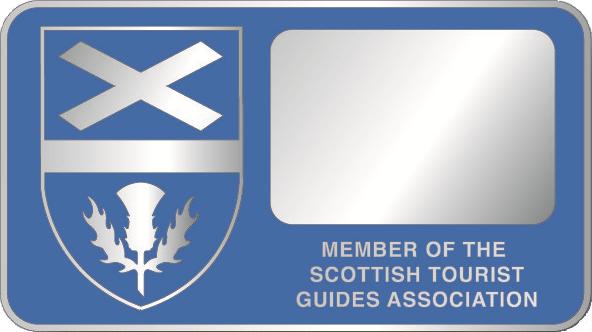 STGA Tourist Guide Blue Badge
