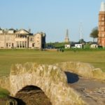 swilcan bridge, St Andrews golf course