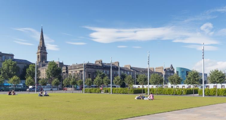 Dundee slessor gardens