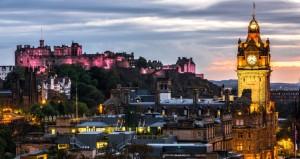 Edinburgh - book a walking tour