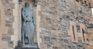 William Wallace Statue Edinburgh