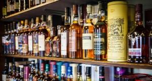 Whisky Shelf