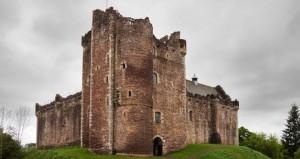 Doune Castle, Outlander day tour itinerary