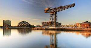 Glasgow Titan Crane