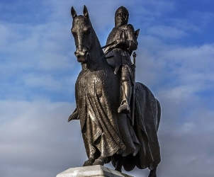 On the trail of William Wallace and Robert the Bruce