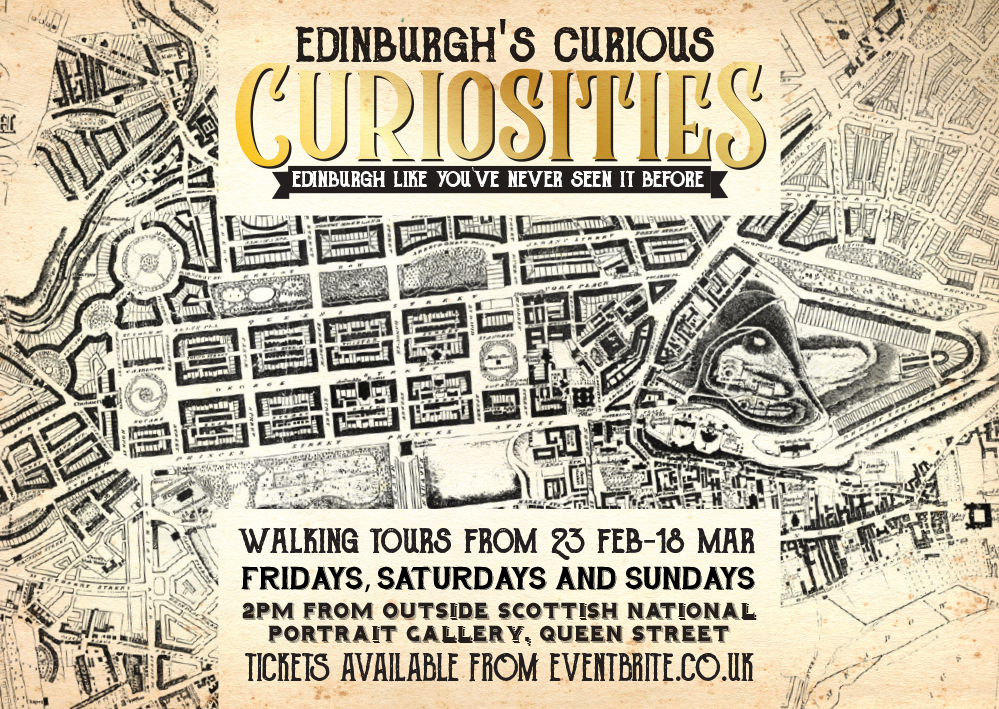 Curious Curiosities Edinburgh like you've never seen it before