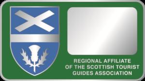 Scottish Tourist Guides Association Green Badge