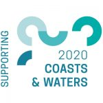 Visit Scotland logo for Year of Coasts and Waters