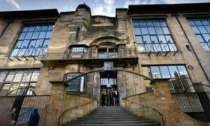 Glasgow School of Art Chales Rennie Mackintosh