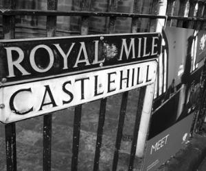Half Day Edinburgh Castle and Royal Mile walk