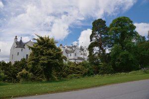 Blair Castle top 10 scottish castles