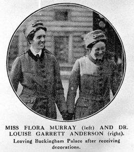Flora Murray LGBTQ+ Scotland