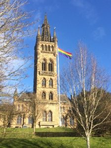 Glasgow University LGBTQ+ Scotland