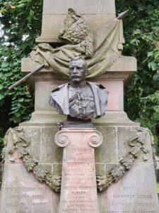 Grave of Major General Hector Macdonald LGBTQ+ Scotland