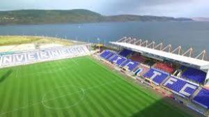 Inverness Caledonian Thistle Football stadium