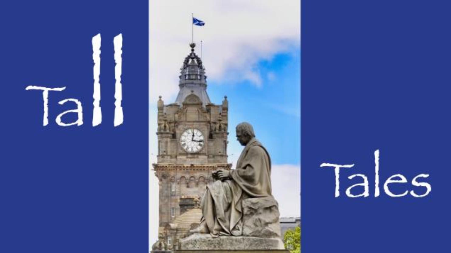 Edinburgh tall tales tours