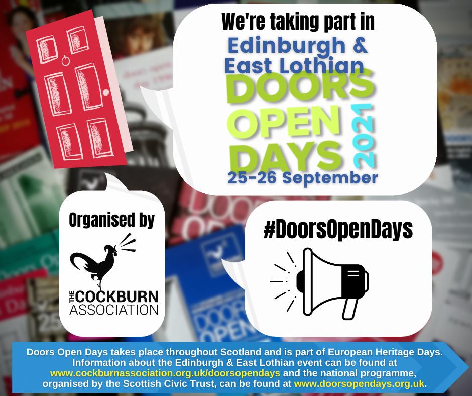 doors open day flyer